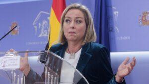 La portavoz de Coalición Canaria en el Congreso de los Diputados, Ana Oramas