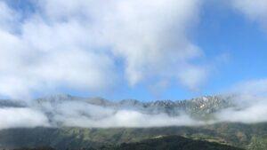 Día soleado en la Sierra del Aramo, Asturias