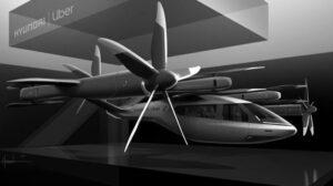 Imagen del prototipo de Hyundai y Uber