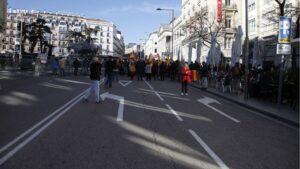 Protesta de Hazte Oir