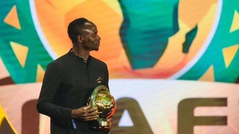 Sadio Mané, mejor jugador africano de 2019