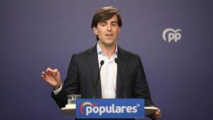 l vicesecretario de Comunicación del Partido Popular, Pablo Montesinos