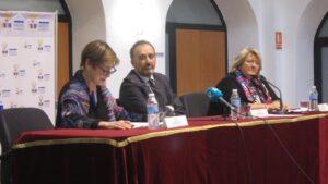 El juez Marchena, en una conferencia en Badajoz