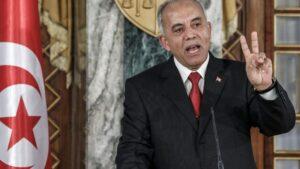 El primer ministro designado de Túnez, Habib Jemli
