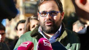 El presidente del PP en la región, Paco Núñez
