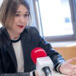 La consejera de Cultura de la Comunidad de Madrid, Marta Rivera