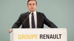 Carlos Ghosn, presidente de Renault y Nissan
