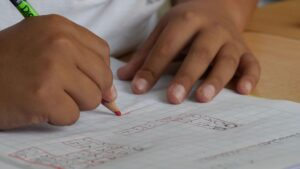 nino educacion deberes suma