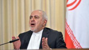 Mohamad Javad Zarif, ministro de Exteriores iraní