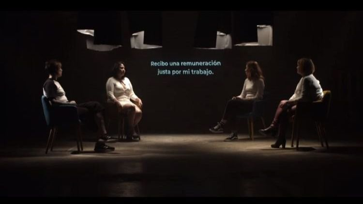 Imagen de la serie 'Talks'