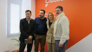 Responsables de Ciudadanos en la Región de Murcia