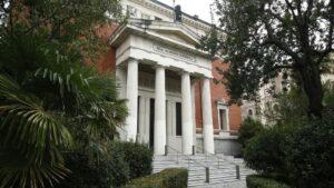 Edificio de la Real Academia Española de la Lengua