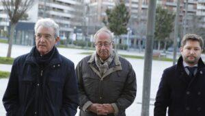 El ex gerente del Club de Fútbol Osasuna, Ángel Vizcay