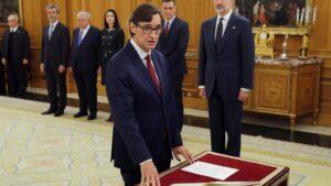 El nuevo ministro de Sanidad, Salvador Illa