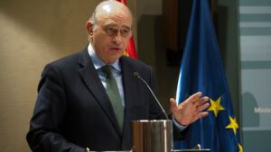 Jorge Fernández Díaz, exministro del Interior