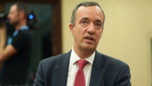 Francisco Martínez, ex secretario de Estado de Seguridad