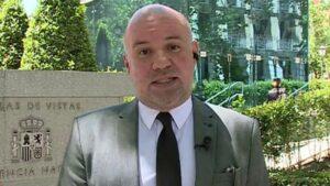 Ignacio González Vega, portavoz de Jueces por la Democracia