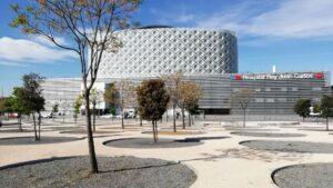 Hospital Universitario Rey Juan Carlos de Móstoles sanidad