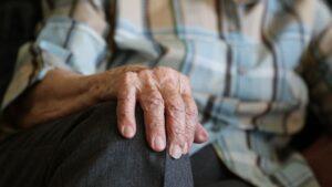 Jubilado pensionista persona mayor