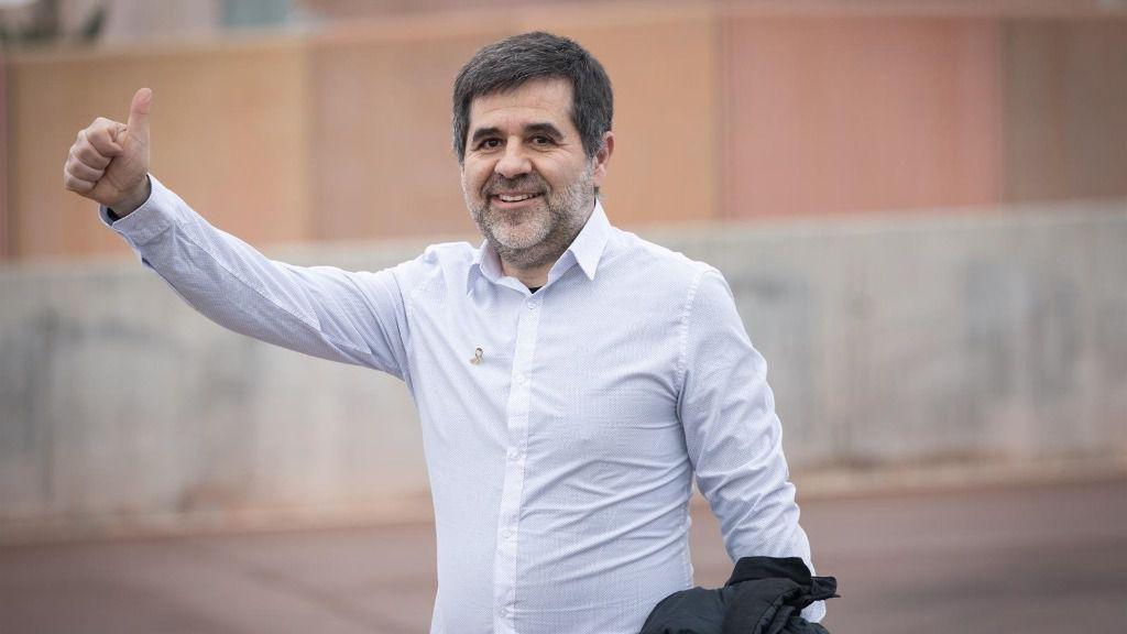 Sànchez sale de la cárcel de Lledoners por su primer permiso penitenciario de dos días