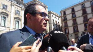 El ex conseller de Interior de la Generalitat, Jordi Jané