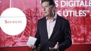 Miguel Ángel Merino, consejero delegado de Línea Directa