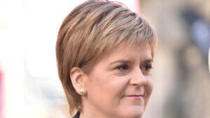 Nicola Sturgeon, ministra principal de Escocia