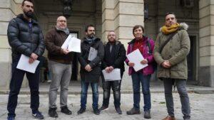 Las entidades de Sevilla LGTB, presentan un escrito ante la Fiscalía Provincial por un tuit de Vox