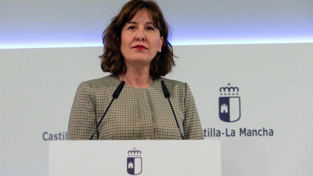La consejera de Igualdad y portavoz del Gobierno de C-LM, Blanca Fernández
