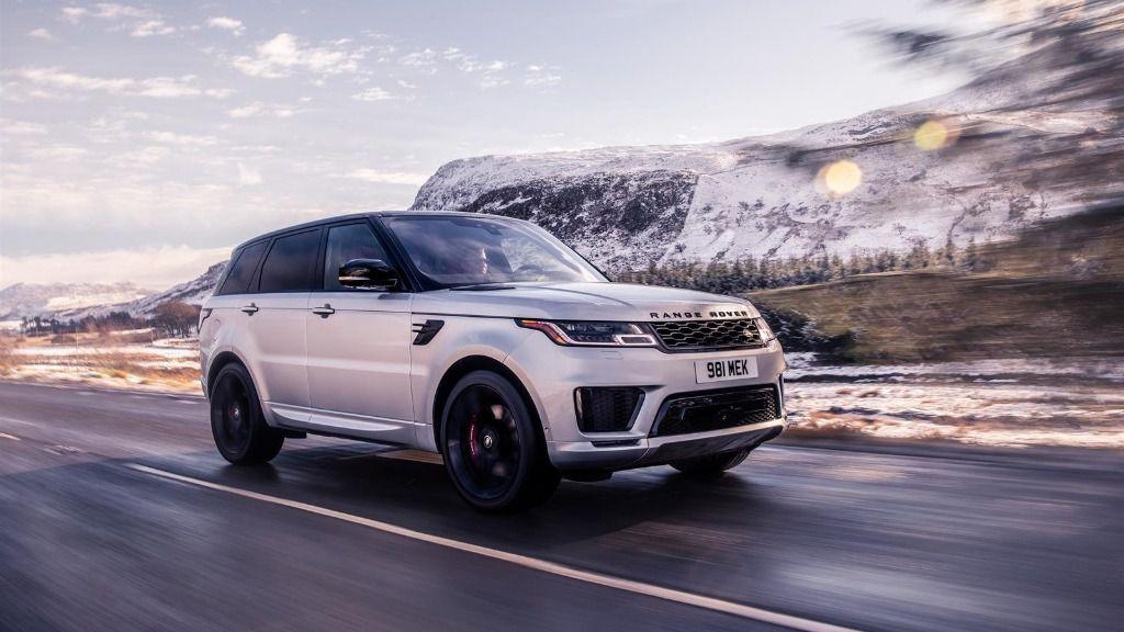 Range Rover Sport HST Special Edition