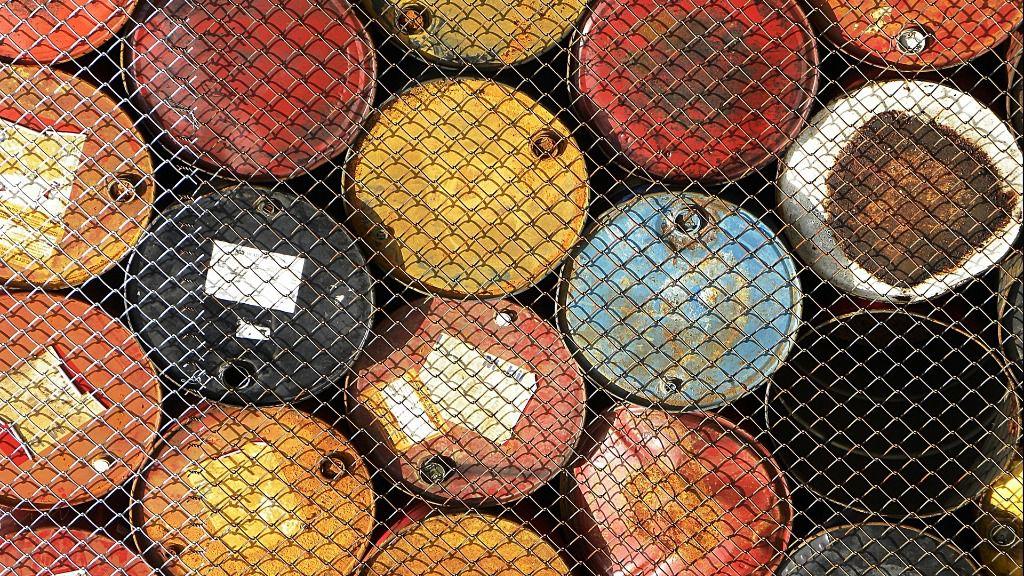 barril petroleo
