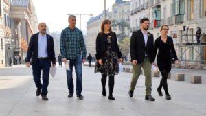 EH Bildu, ERC, Junts per Catalunya, CUP y BNG