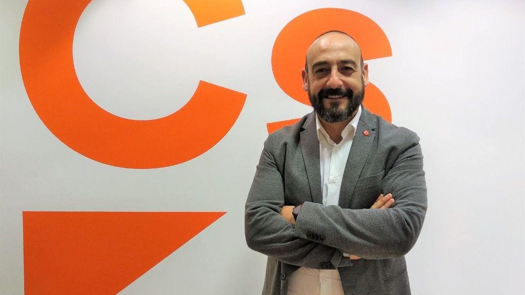 eurodiputado de Ciudadanos Jordi Cañas