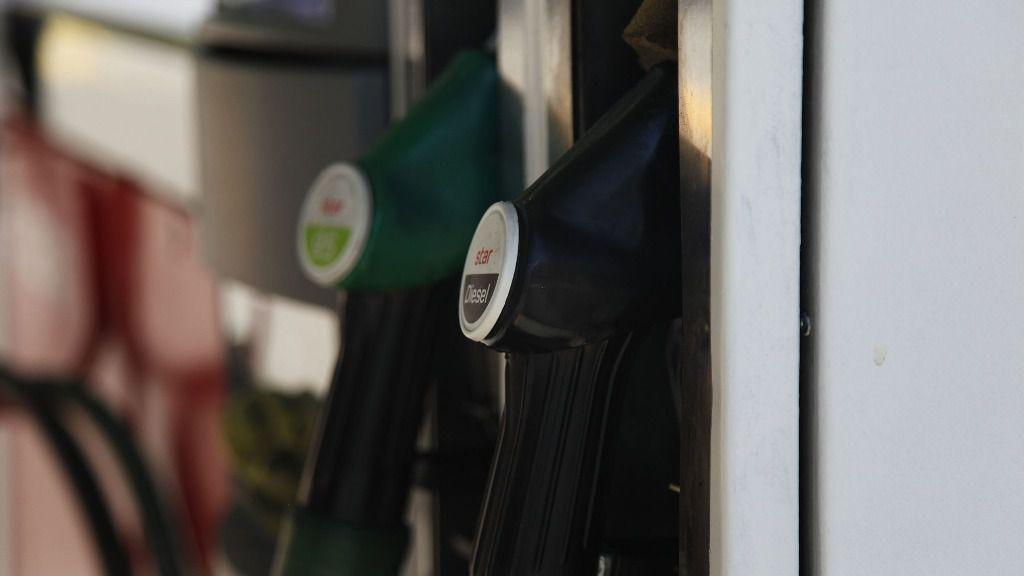 Gasolinera gasolina