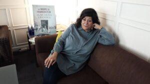 La escritora Almudena Grandes presenta su nueva novela 'La madre de Frankenstein'