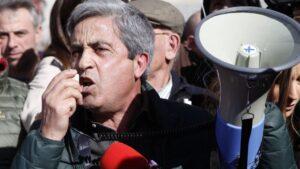 Jesús Anchuelo, secretario general de UPA Madrid