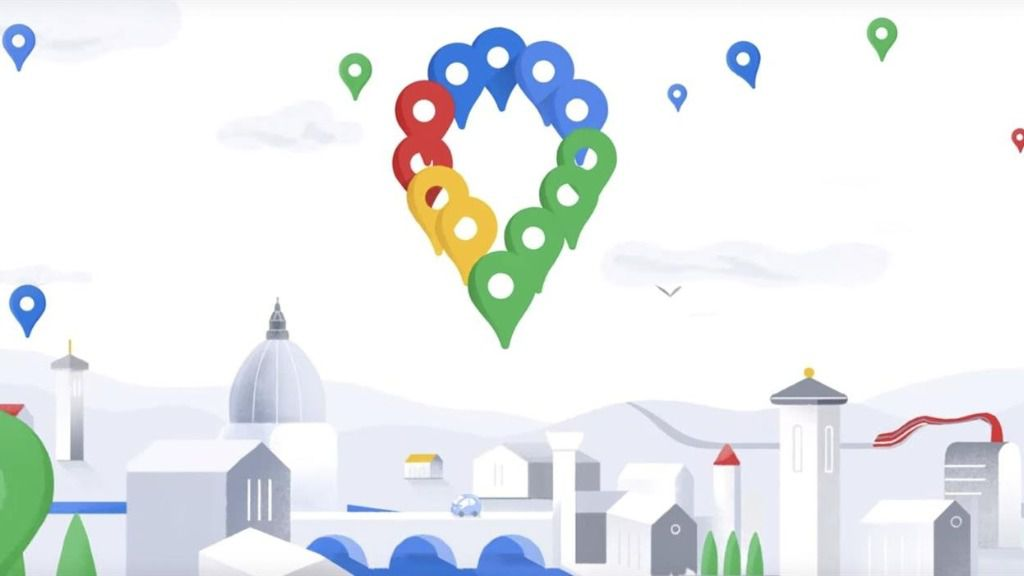 Google maps estrena imagen por su 15 cumpleaños