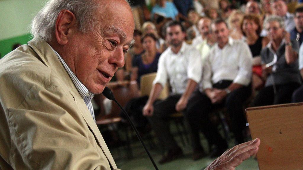 Jordi Pujol, expresidente de la Generalidad de Cataluña