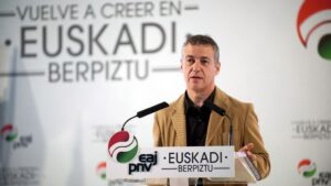 Iñigo Urkullu, Lendakari del Gobierno Vasco
