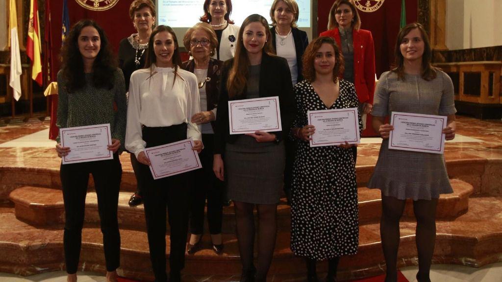 Imagen de la III Jornada Conmemorativa de la Mujer y la Niña en la Ciencia, organizada por Lyceum de Ciencia