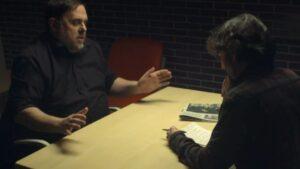 Jordi Évole entrevista a Orion Junqueras en prisión