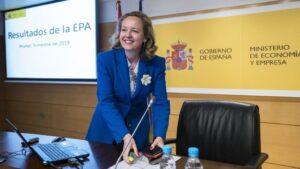 Nadia Calviño