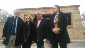 El egiptólogo Zahi Hawass envía una carta a Almeida pidiendo protección para el Templo de Debod (Madrid)
