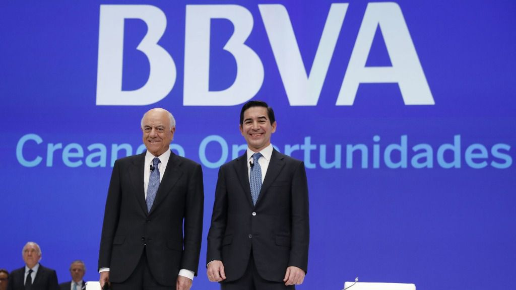 Francisco González y Carlos Torres