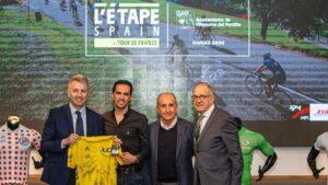 Alberto Contador será Embajador de L'Etape Spain by Tour de France en Villanueva del Pardillo (Madrid)