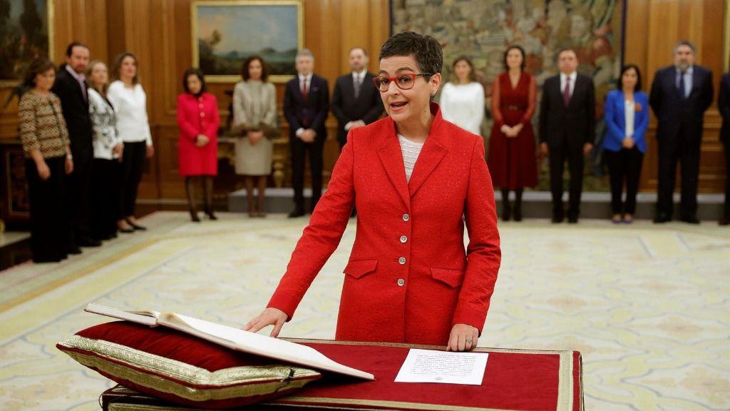La nueva ministra de Asuntos Exteriores, Unión Europea y Cooperación, Arancha González