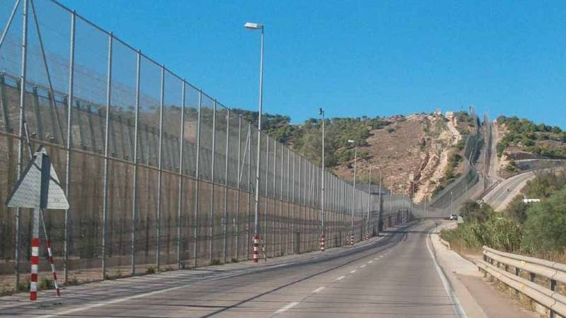 Valla de Melilla