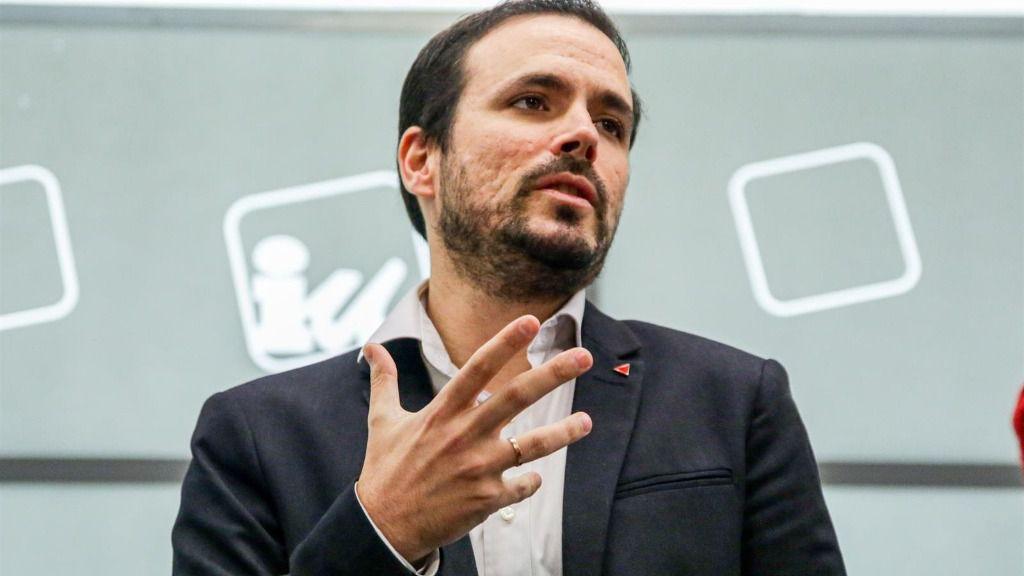 El futuro ministro de Consumo, Alberto Garzón