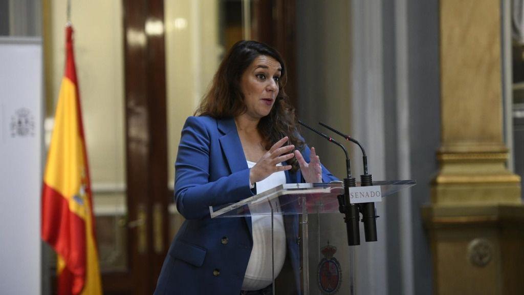 La secretaria de Estado de Igualdad, Noelia Vera