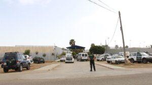 La valla de Melilla tras un salto masivo